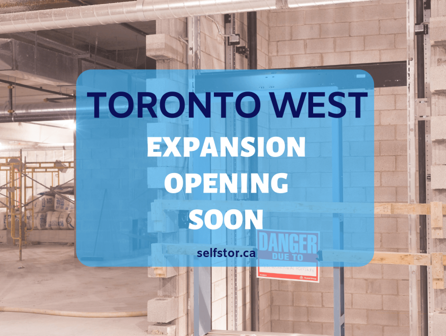 Self Stor expands state-of-the-art storage facility in Etobicoke
