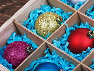How to Prepare Holiday Decorations for Self-Storage