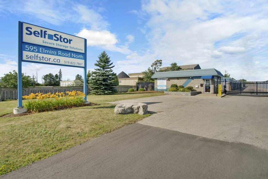 Self Storage Units in Guelph