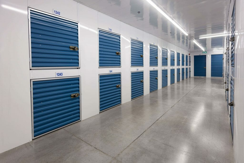 Self Stor's Richmond Hill area facility 2