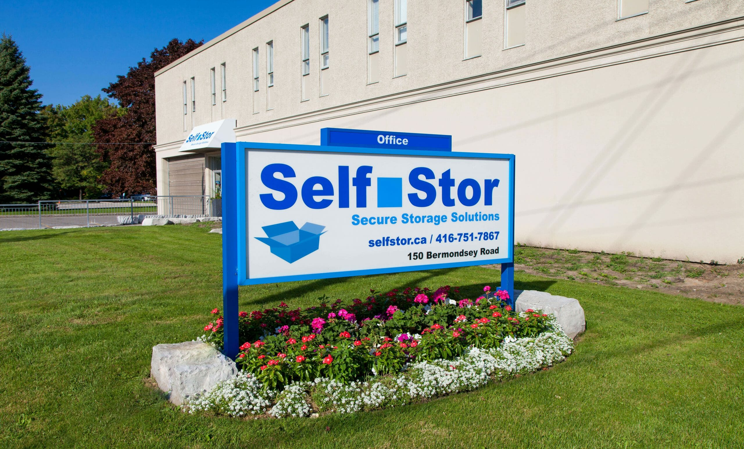 Self Stor's Toronto East area facility 1