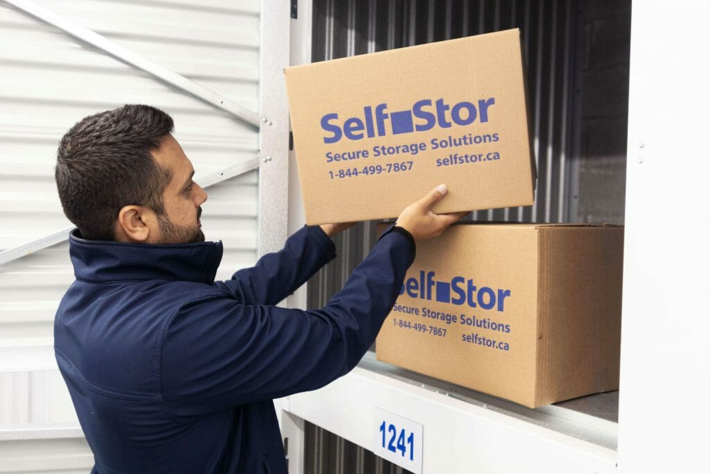 Self Stor's Toronto East area facility 3