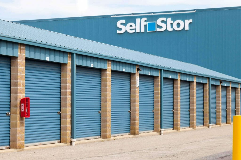 Self Stor's Toronto West area facility 1