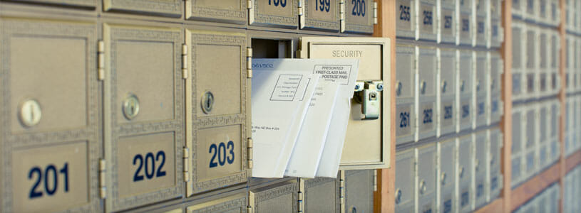 Mailbox Rental Services