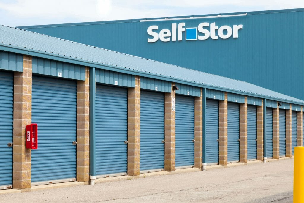Self Storage In Toronto West Self Stor Secure Storage