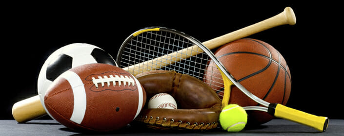 Time to Put Away Your Sports Equipment